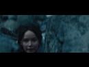 Китнисс и Гейл охотятся - Голодные игры И вспыхнет пламя 2013 - Момент из фильма
