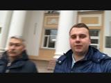Интервью с новым руководителем кадетского направления школы 22 Сергеем Базаркиным