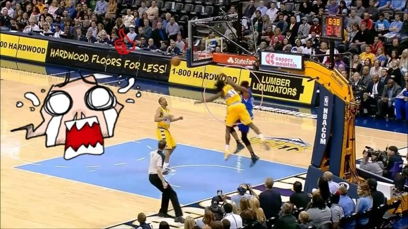 2017 ⁄2018 NBA Sezonunun en aşağılayıcı oyunları! LeBron, Embiid, Harden,