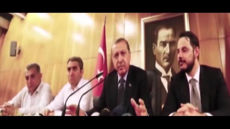 Metin Aslan - Recep Tayyip Erdoğan / 2018