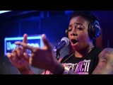Amplify Dot performs her cover of Jay Z's Holy Grail and Lauryn Hill's (Doo Wop) That Thing
