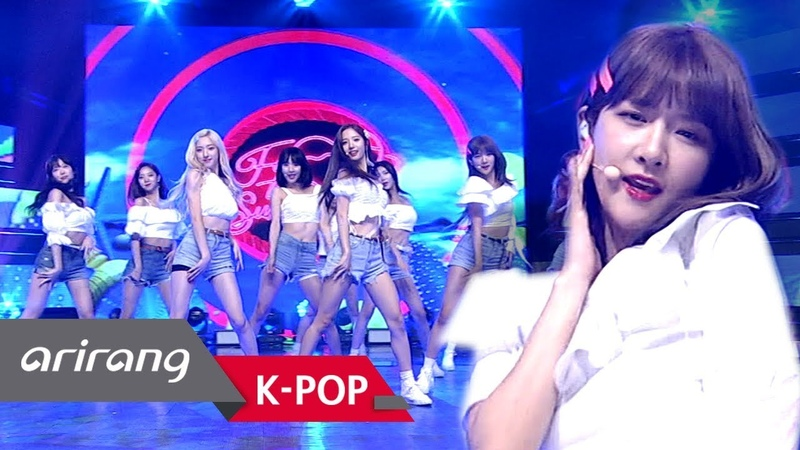 [Simply K-Pop] WJSN(우주소녀) _ Boogie Up _ Ep.367 _ 062119