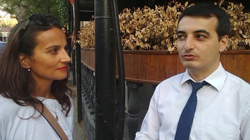 выполненное задание по Видеоуроку 7 Интервью Соц опрос Ильяс Гусейнов Азербайджан