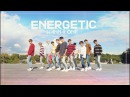 Wanna One (워너원) - Energetic (에너제틱) dance cover by RISIN' CREW from France