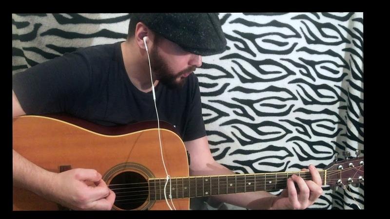 Тянуться - 5'nizza (cover на гитаре 2019 аккорды)