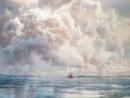 Сергей Темерев знает, что на небе только и разговоров, что о море.