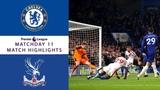 Chelsea v. Crystal Palace I PREMIER LEAGUE MATCH HIGHLIGHTS I 11418 I NBC Sports