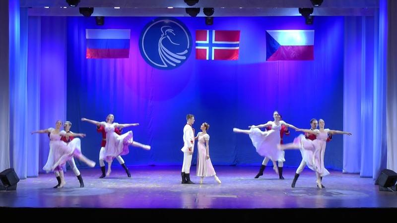 Театр балета г.Кирова Вальс