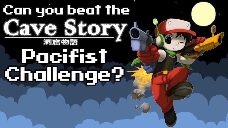 VG Myths - Can You Beat the Cave Story Pacifist Challenge