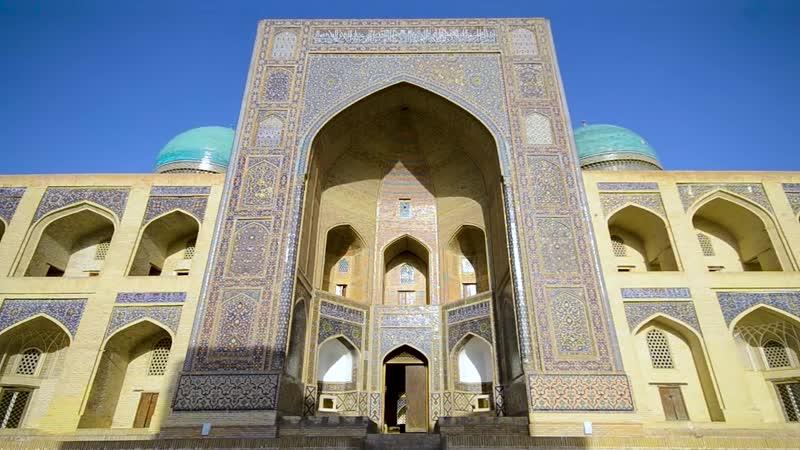 Узбекистан с Денисом Говорухиным Сокровище последнего эмира, Город Мёртвых, Посох исполнения желаний