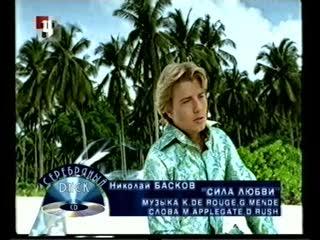02. Николай Басков. Сила любви (