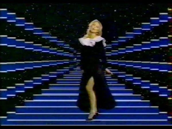 SYLVIE VARTAN Mañana Tomorrow (TV Belgique 1982)