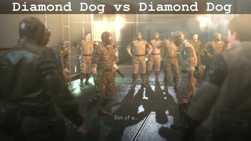 Metal Gear Solid V All CQC Cutscenes