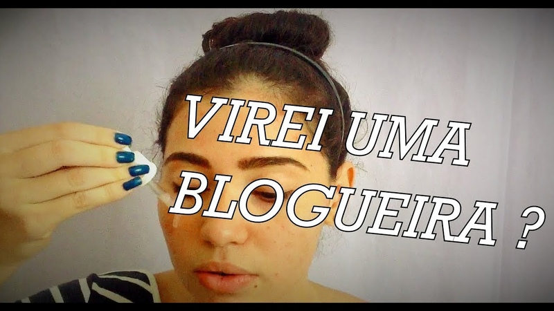 MAKE BASIQUINHA por Iara Rodrigues