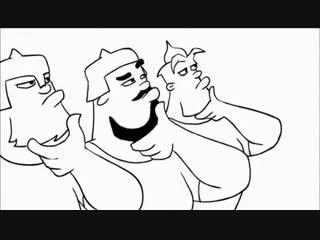 Три богатыря спасают Титаник