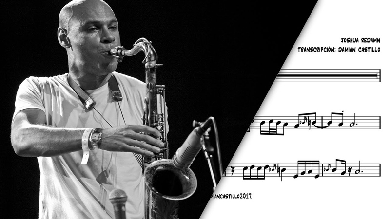 Tears In Heaven Joshua Redman 🎷Sax Alto transcription🎷