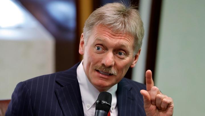 Вести.Ru: Песков: Россия достигла понимания с WADA