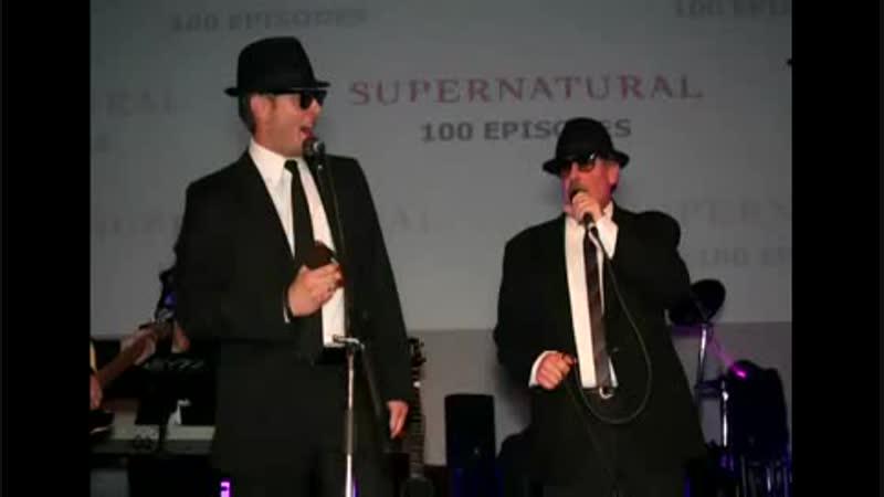 Supernatural Season 5 Bloopers