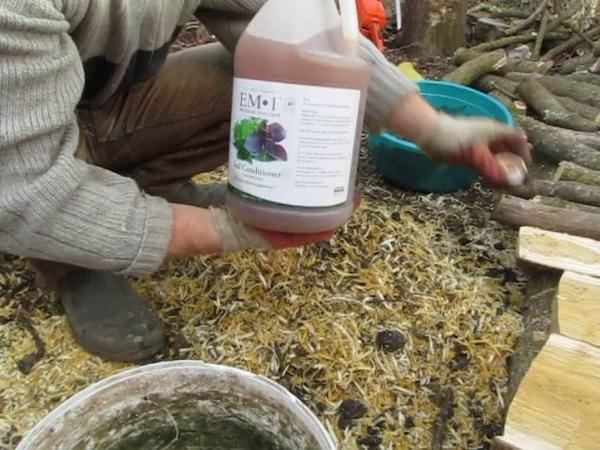 Опилки удобрение для огорода Легко и просто