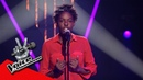 Шоу Голос Бельгия (Фландрия) 2019 .- Сомалиа с песней Х-Фактор. — The Voice Belgium (Vlaanderen). - Somalia - Ex-Factor (оригинал: Laurin Hill)