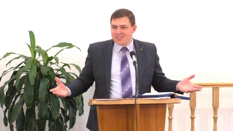 Проповедь: Рувим Кройтор (04.05.19.)