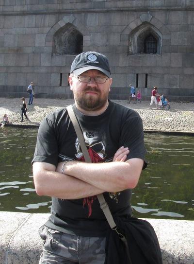 Андрей Чистов, 7 января , Санкт-Петербург, id463272