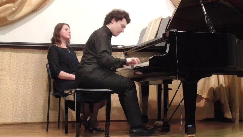 K.Alexeev.Mozart. Concert No.23 A-dur KV.488. 1 mov.