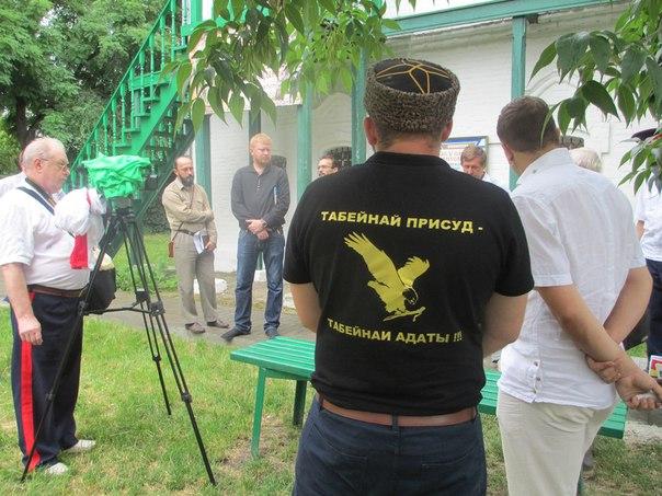 Годовщина гибели казачьего национального героя Кондратия Булавина Ud5jau3ulCs