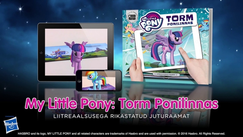 My Little Pony Torm Ponilinnas - Final