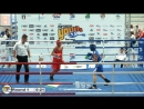 Euro Youth Boxing Championships 2018 Day 3 RING A - SESSION 1