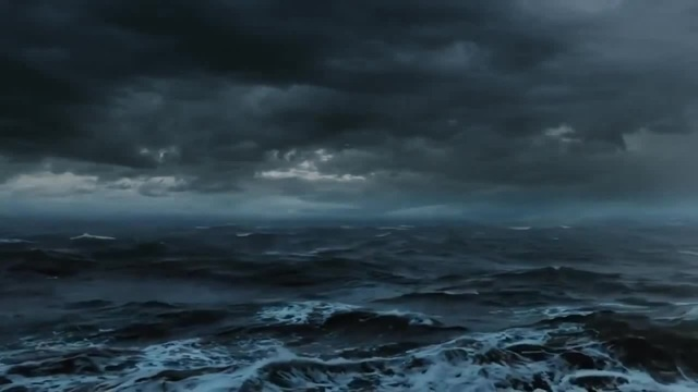 Stormy Ocean {White River by Rammstein}