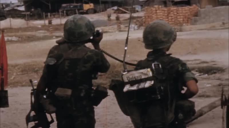 Затерянные хроники вьетнамской войны. 6 серия. Почётный мир. (1964-1965гг.).