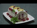 Рецепт - Бисквитный торт Фантазия от Бабушки Эммы