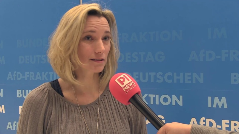 Wie in der DDR! - PI-NEWS-Interview mit Verena Hartmann (AfD)