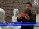 Живые скульптуры китайского дизайнера покоряют мир новости
