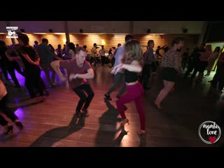 "Kseniya Serechenko & Stanislav Shvetsov - social dancing @ Mambolove""},""url"" """