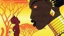 Кирику и Колдунья 1998 Фр Бельгия Венгр мультфильм приключения семейный фэнтези