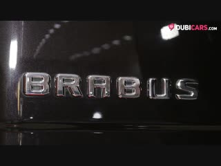 2013 Mercedes-Benz G 65 AMG G 800 BRABUS V12 BITURBO