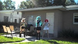 Danjo Vocaloid Cosplay Dance Cover