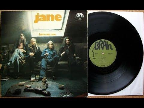Jane Here We Are Germany, 1973 ,Krautrock, Prog Rock