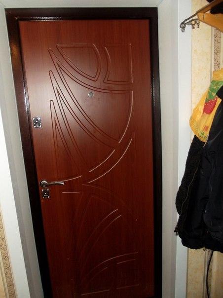 установка железной двери в егорьевске