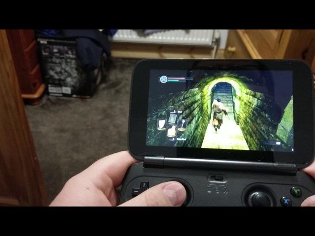 GPD Win - Dark Souls with DSfix