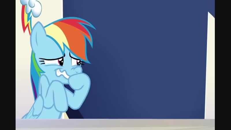 My Little Pony Friendship is Magic | *смех* (v2) (НСВП)