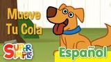 Mueve Tu Cola Canciones infantiles De Animales Super Simple Espa
