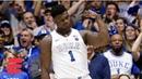 Too much Zion Williamson, RJ Barrett in Duke win vs. No. 4 Virginia   College Basketball Highlights