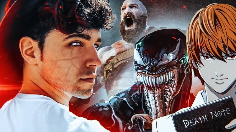 АНТИГЕРОИ кто они Лучшие из худших Venom Kratos Dexter Черное Измерение