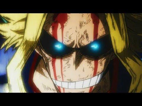 Boku No Hero Academia Season 3 - AMV