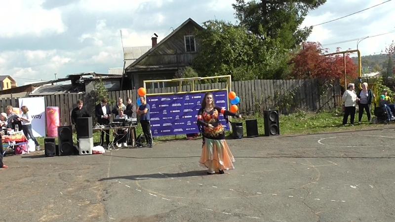 Восточный танец Нижний Тагил 16.09.2018