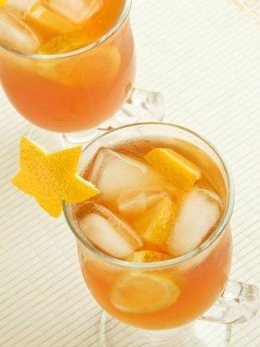 «Напиток из апельсиновых корок»