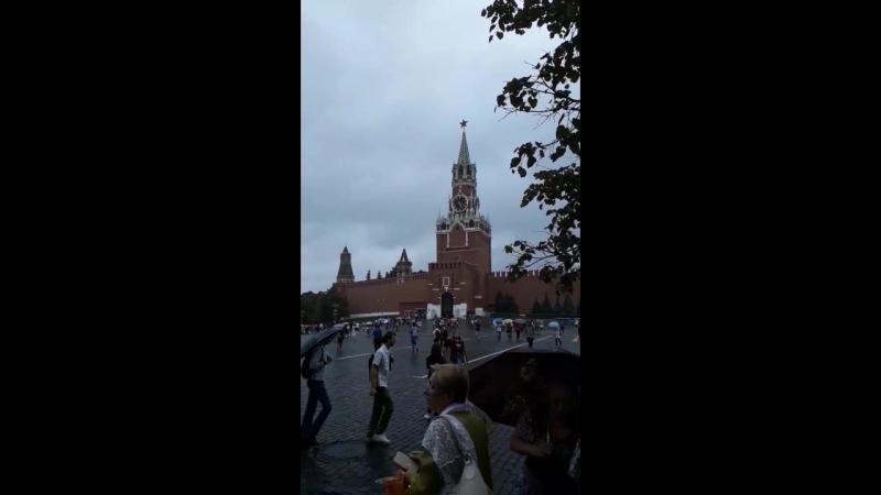 Привет Москва🇷🇺 москва красная_площадь кремль церьковь храм_василия_блаженного